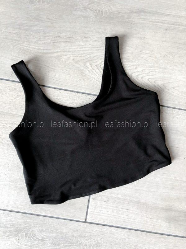 Czarny top