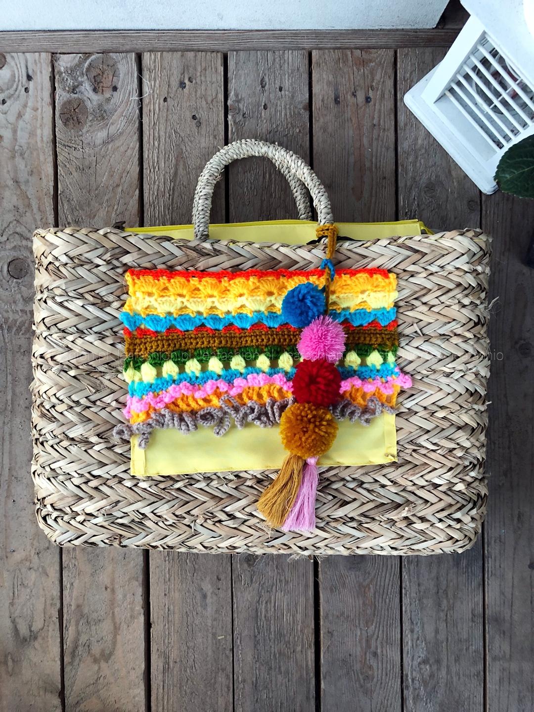 torba na plaże