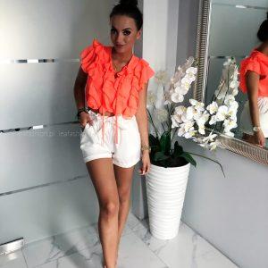 Pomarańczowa koszulka