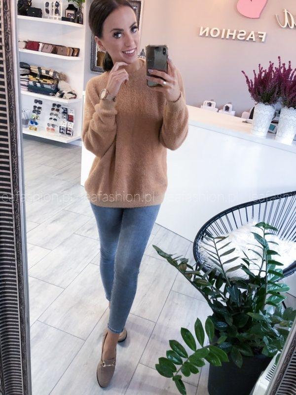 klasyczne szare jeansy